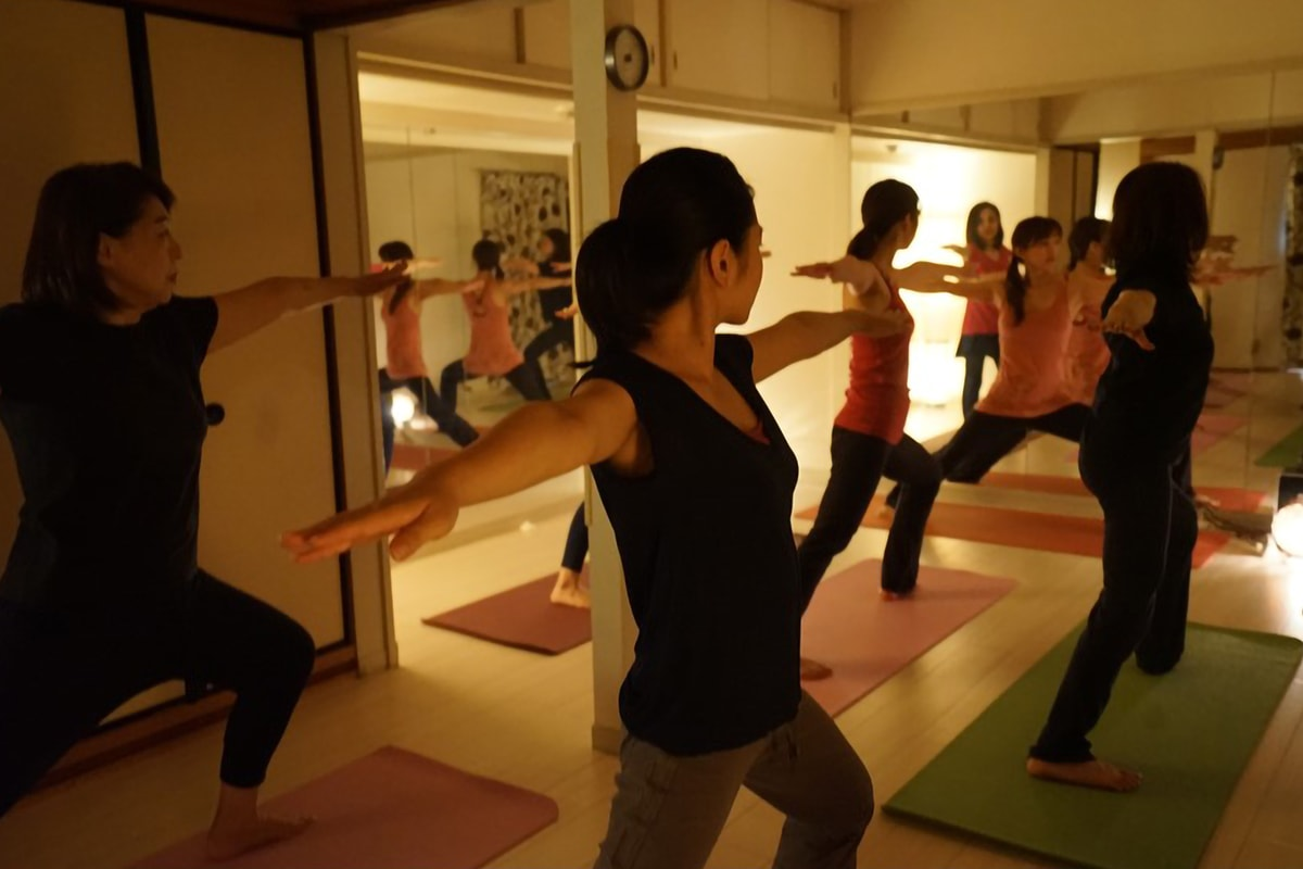 Hot Yoga & リンパ療法サロン KIRANA