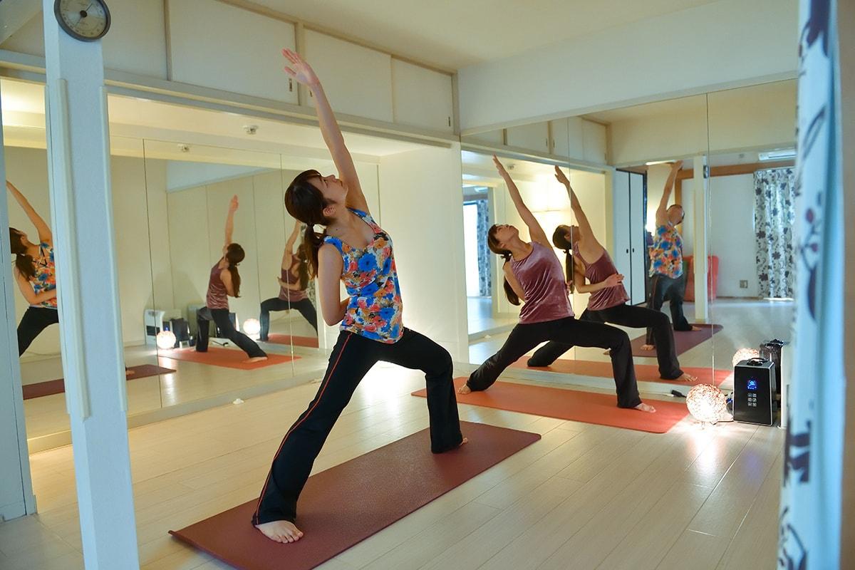 Hot Yoga & リンパ療法サロン KIRANAの画像